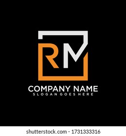 rm logo images stock photos vectors shutterstock https www shutterstock com image vector logo letter rm initial illustration abstract 1731333316