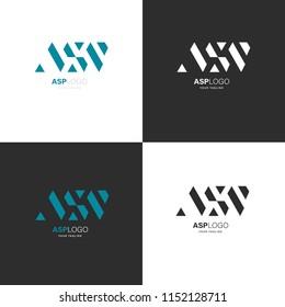 Logo letters asp