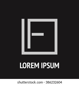 Logo letters F