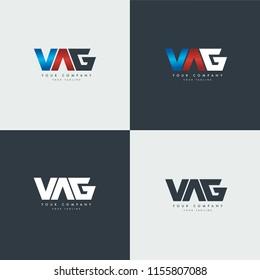 Logo letters vag