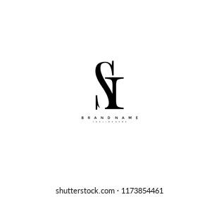 Logo Monogram SI