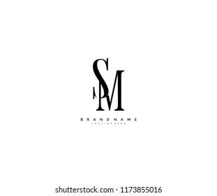 Logo Monogram SM