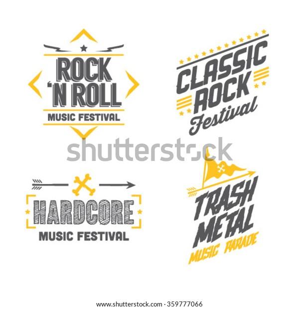 Logo Music Festival