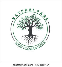 LOGO FOR NATURE PARK