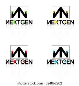 logo nextgen black