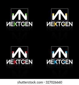 logo nex-tgen white