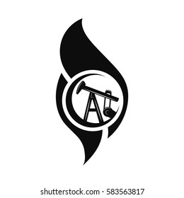 Logo Oil & Gas Pipeline Construction Industry