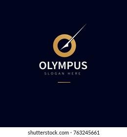 Logo Olympus Vectores EPS