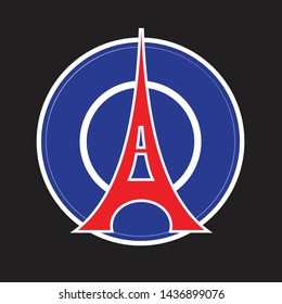 logo paris saint germain fc