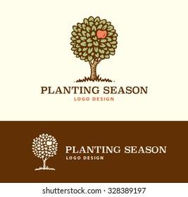 Logo Planting Season