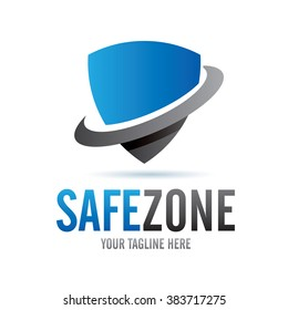 Logo Safe Zone Icon Element Template Design Logos