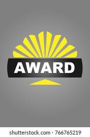 logo sign award