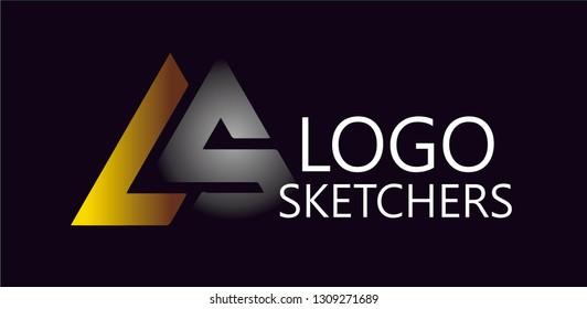 Logo Sketchers LS