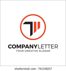 logo sport, logo initial t