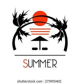 Logo summer