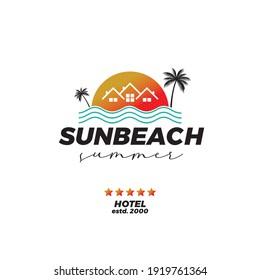 Logo Sun Beach Hotel Paradise