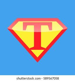 Logo Super Hero