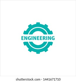 Logo template for a mechanical engineering company
