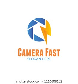 logo template suitable for any video, image, or photo based company.