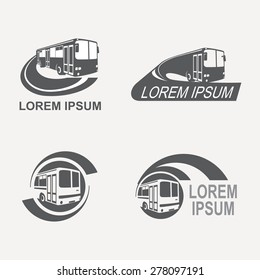 logo for the transport company