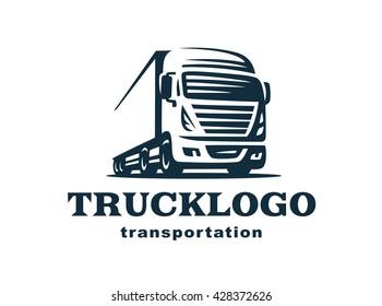 truck logo images stock photos vectors shutterstock rh shutterstock com truck logo flags truck logo flags