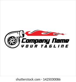 logo turbo designs simple and elegant