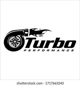 Logo Turbo Performance Automotive Designs