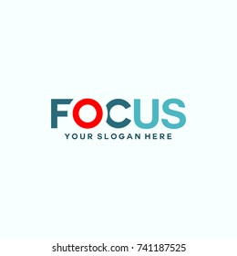 logo vector of 'focus'
