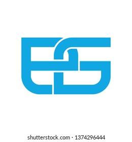 eg logo vector template