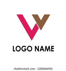 logo W abstract