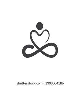 logo yoga and apa