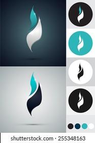 logos design - Fire