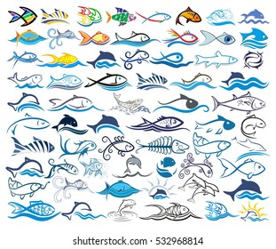 Logos fish.