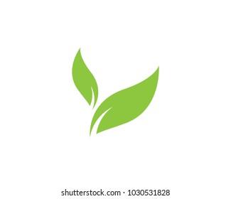 Snímky, stock fotografie a vektory na téma Sprout Logo