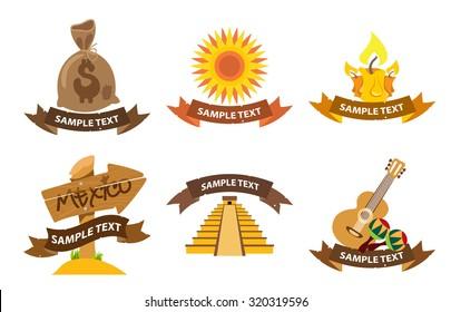 logos Mexica, mexican logos, Mexica