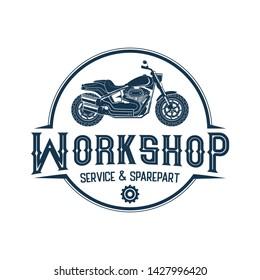 Logos for motorbikes, workshops and custom