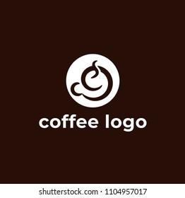 logotipo de cafe