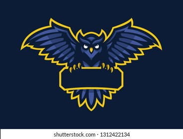 1000 Owl Logo Game Stock Images Photos Vectors Shutterstock