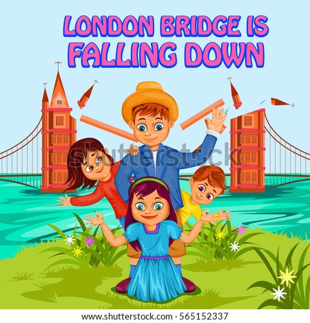 london bridge is falling down original version