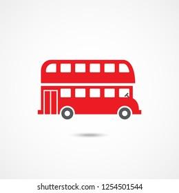 London bus icon