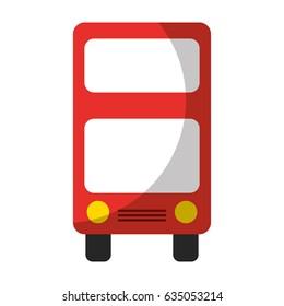 london bus transport vehicle icon