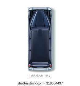 London city, traditional taxis around the world