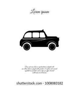 London Taxi icon