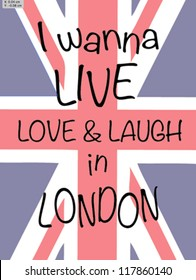 london / T-shirt graphics / cute cartoon characters / cute graphics for kids / Book illustrations / textile graphic