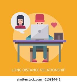 Long Distance Relationship Conceptual Design