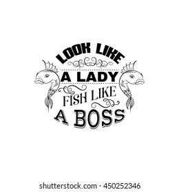 Download Funny Fishing Sayings High Res Stock Images Shutterstock