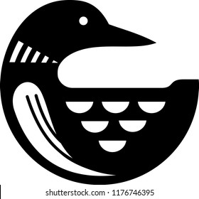 loon logo simple