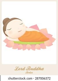 Lord Buddha's Nirvana