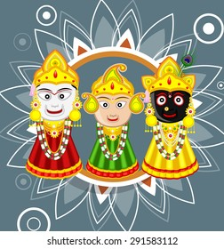 Lord Jagannath - Indian God