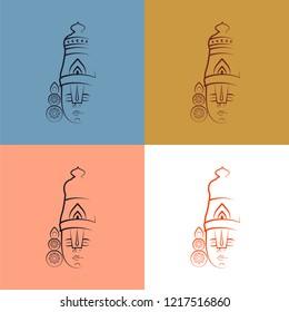 Lord Venkateswara, the main deity of the Tirumala temple, worshipped under different names like Balaji, Srinivasa.